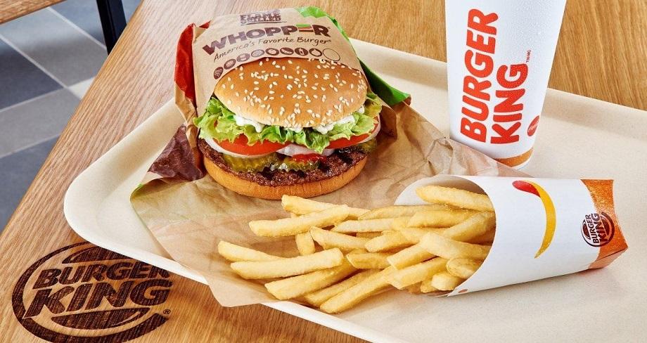 Nuestros servicios para Burger King