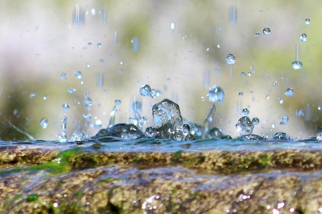 Fuentes de agua natural