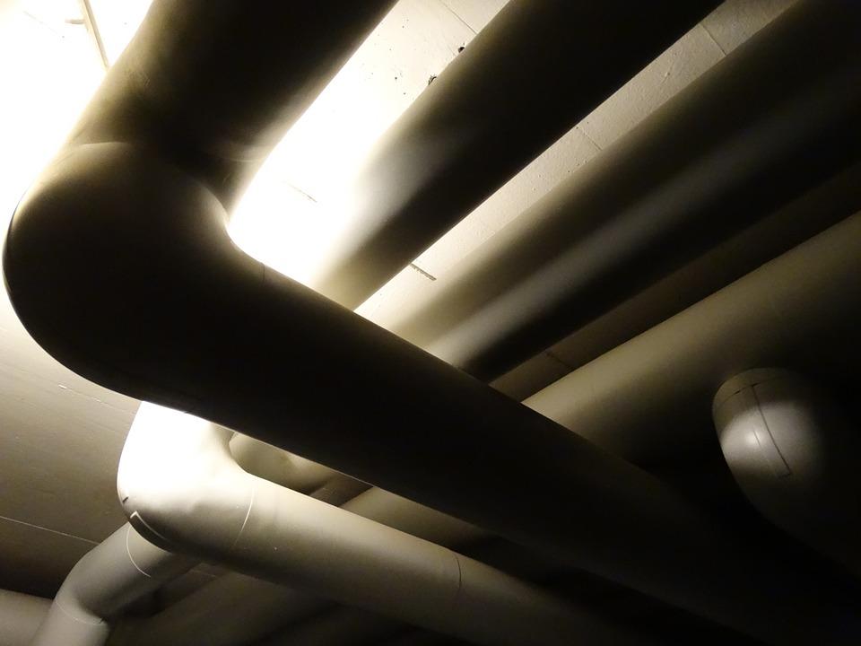 Inspección de tuberías debido a filtraciones