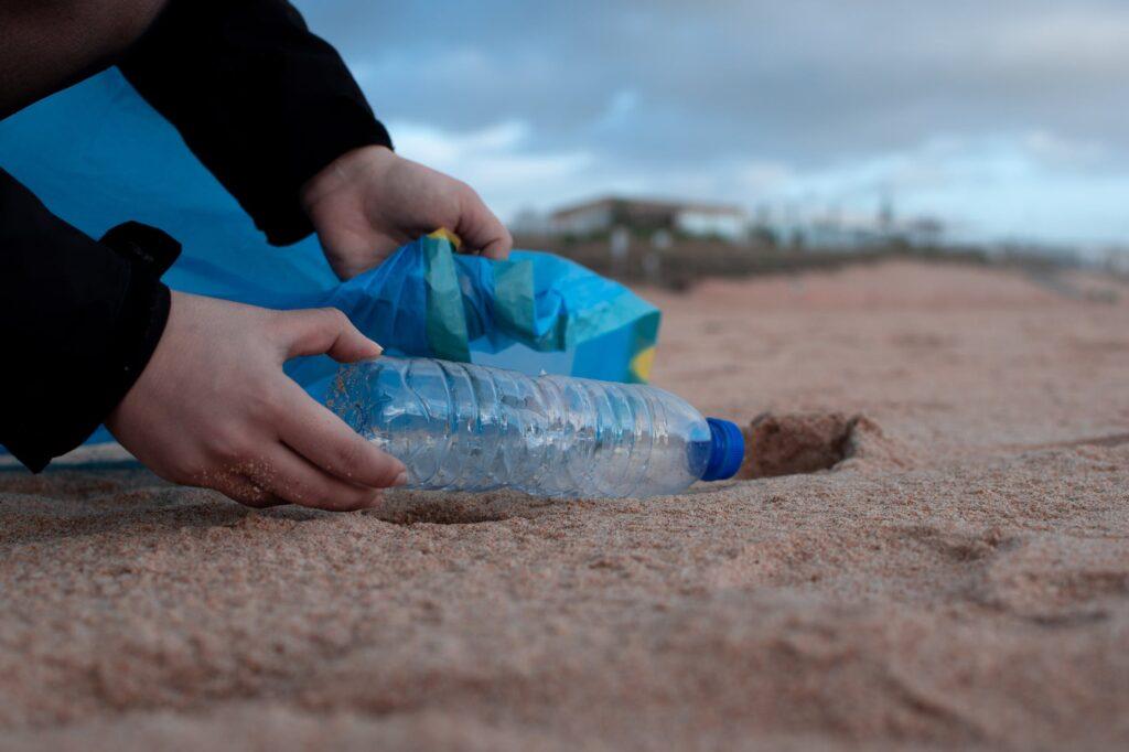 contaminación en los océanos