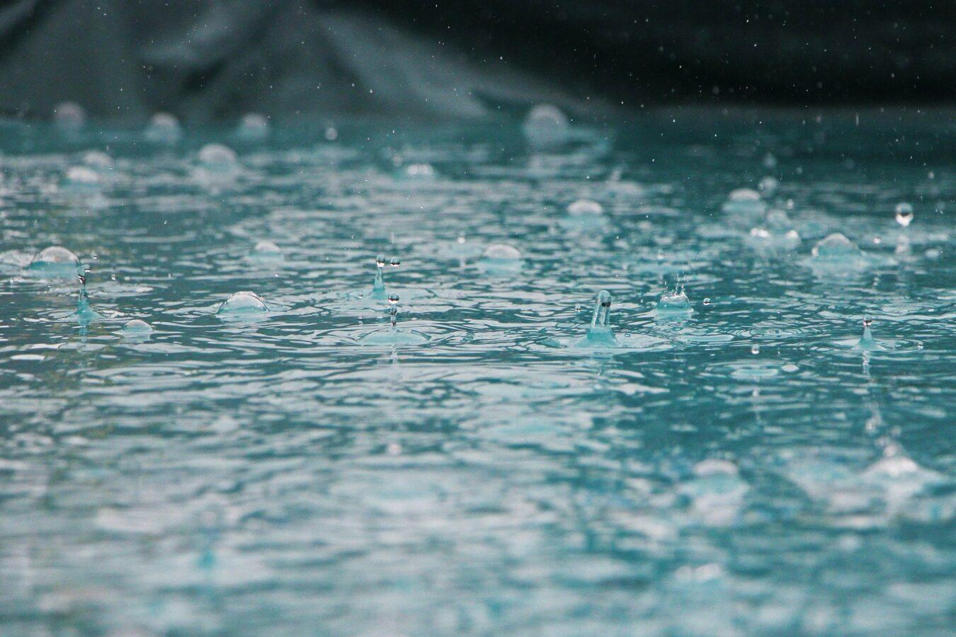 Recuperar el agua de la lluvia