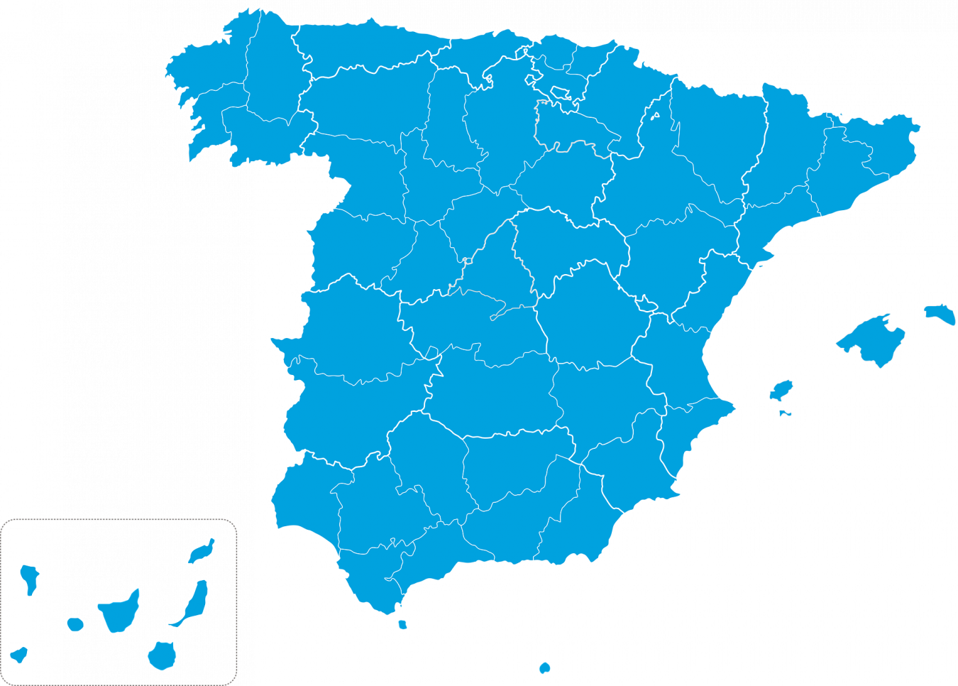 Factura de agua según la Comunidad Autónoma